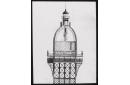 La tour Eiffel, élévation du campanile
