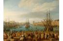 Intérieur du port de Marseille