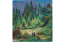 La forêt de conte de fées