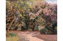 Les lilas (le jardin de l'artiste à saint-Val près de Malesherbes)