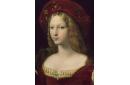 Détail de Jeanne d'Aragon