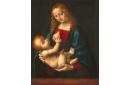 La Vierge allaitant l'Enfant Jésus