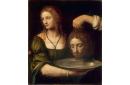 Salomé reçoit la tête de saint Jean-Baptiste