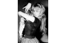Brigitte Bardot lors d'une leçon de flamenco