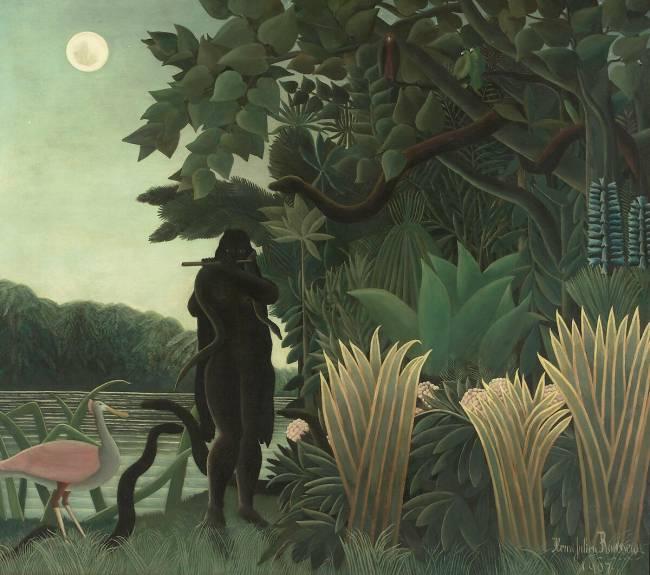 Henri Rousseau Reproductions De Tableaux Haut De Gamme Muzeo