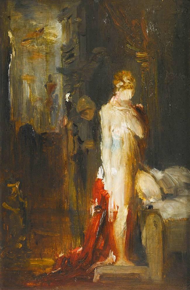 Messaline (Moreau Gustave)