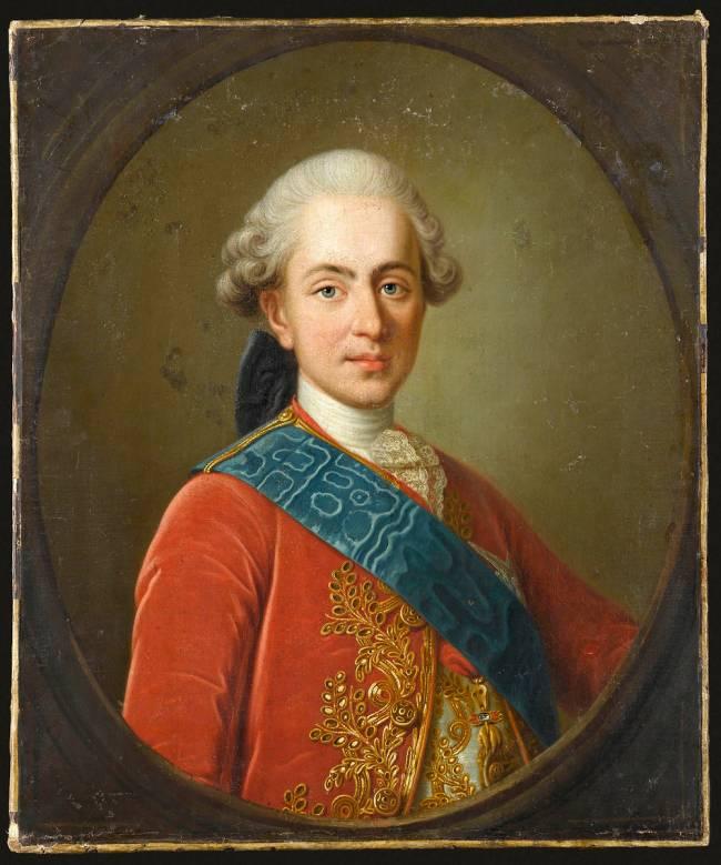 Le Dauphin Louis-Auguste de France, futur Louis XVI de Louis-Michel Van Loo  (d'après) - Reproduction d'art haut de gamme