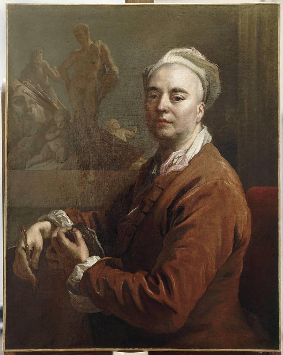 Tenue D Artiste Peintre portrait de l'artiste en tenue d'artiste de nicolas de