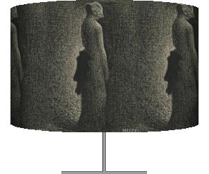 Le Noeud noir (Seurat Georges) - Muzeo.com