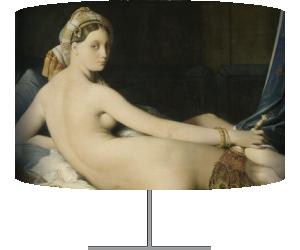 La Grande Odalisque (Ingres Jean-Auguste-Dominique) - Muzeo.com