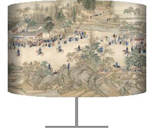 Voyages d'inspection dans le Sud de l'empereur Kangxi (Fang Gu) - Muzeo.com