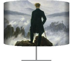 Voyageur devant la mer de nuages (Friedrich Caspar David) - Muzeo.com