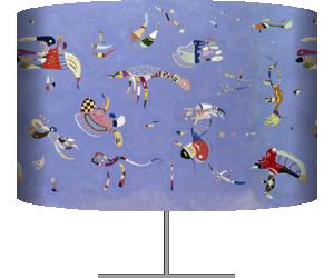 Ciel bleu (Kandinsky Wassily) - Muzeo.com