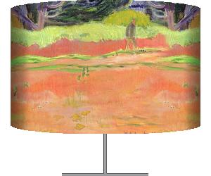 Fatata te Moua (Au pied de la montagne) (Gauguin Paul) - Muzeo.com