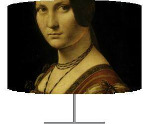 Portrait d'une dame de la cour de Milan, dit à tort
