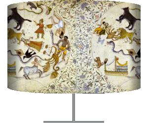 Représentation islamiques des constellations d'après les connaissances du système astrologique hindou, islamique et européen (Anonyme) - Muzeo.com
