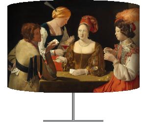 Le Tricheur à l'as de carreau (La Tour Georges de) - Muzeo.com