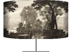 Paysage aux ruines antiques (Perelle Gabriel) - Muzeo.com