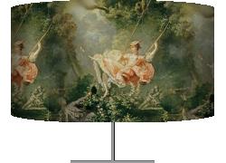 L''escarpolette (Jean-Honoré Fragonard) - Muzeo.com
