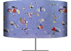 Ciel bleu (Wassily Kandinsky) - Muzeo.com