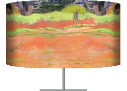 Fatata te Moua (Au pied de la montagne) (Paul Gauguin) - Muzeo.com