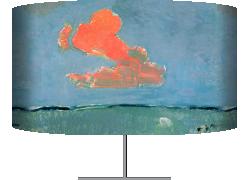 Le nuage rouge (Mondrian Piet) - Muzeo.com
