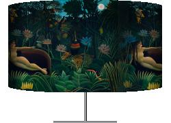Le rêve (Le Douanier Rousseau) - Muzeo.com