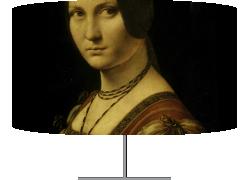 La belle ferronnière (Léonard De Vinci) - Muzeo.com