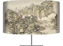 Fang Cong shanshui (Paysages de Fang) (Cong Fang) - Muzeo.com