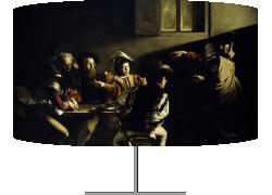 Chapelle Contarini : la Vocation de saint Matthieu (Le Caravage) - Muzeo.com