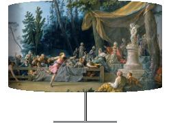 La Course d'Hippomène et d'Atalante (Noël Halle) - Muzeo.com