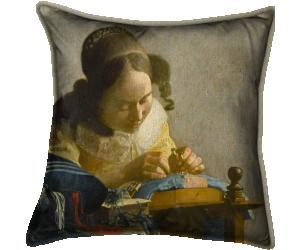 La Dentellière (Vermeer Johannes) - Muzeo.com