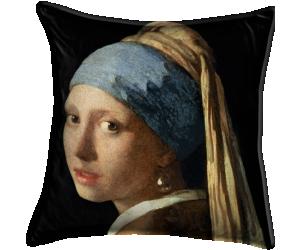 La Jeune fille à la perle (Vermeer Johannes) - Muzeo.com