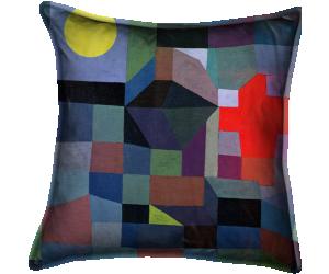 Feu, Pleine Lune (Paul Klee) - Muzeo.com