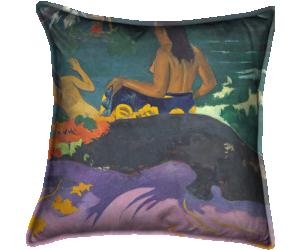 Fatata te Miti (Au bord de la mer) (Gauguin Paul) - Muzeo.com