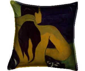 Jeunes femmes tahitiennes se baignant (Gauguin Paul) - Muzeo.com