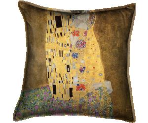 Le baiser (Gustav Klimt) - Muzeo.com