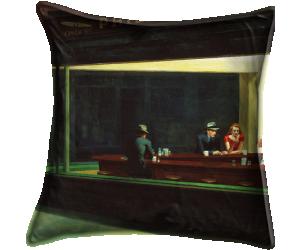 Nighthawks (Edward Hopper) - Muzeo.com
