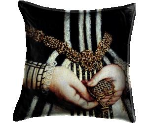 Portrait d'une dame, probablement Marie reine d'Ecosse (Anonyme) - Muzeo.com