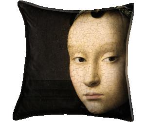 Portrait d'une jeune dame (Christus Petrus) - Muzeo.com