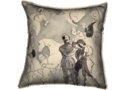 Cortège triomphal d'un général (Eugène Delacroix) - Muzeo.com