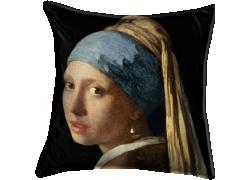 La Jeune fille à la perle (Johannes Vermeer) - Muzeo.com