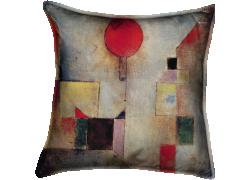 Ballon rouge (Paul Klee) - Muzeo.com
