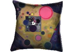 Accent en Rose (Wassily Kandinsky) - Muzeo.com