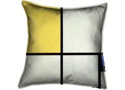 Composition bleu et jaune (Piet Mondrian) - Muzeo.com