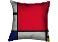 Composition en rouge, jaune et bleu (Piet Mondrian) - Muzeo.com
