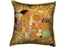 L'accomplissement (Gustav Klimt) - Muzeo.com