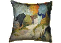 Laveuses à Arles (Paul Gauguin) - Muzeo.com