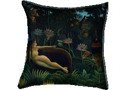 Le rêve (Henri Rousseau (dit le...) - Muzeo.com