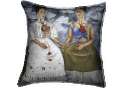 Les Deux Fridas (Frida Kahlo) - Muzeo.com